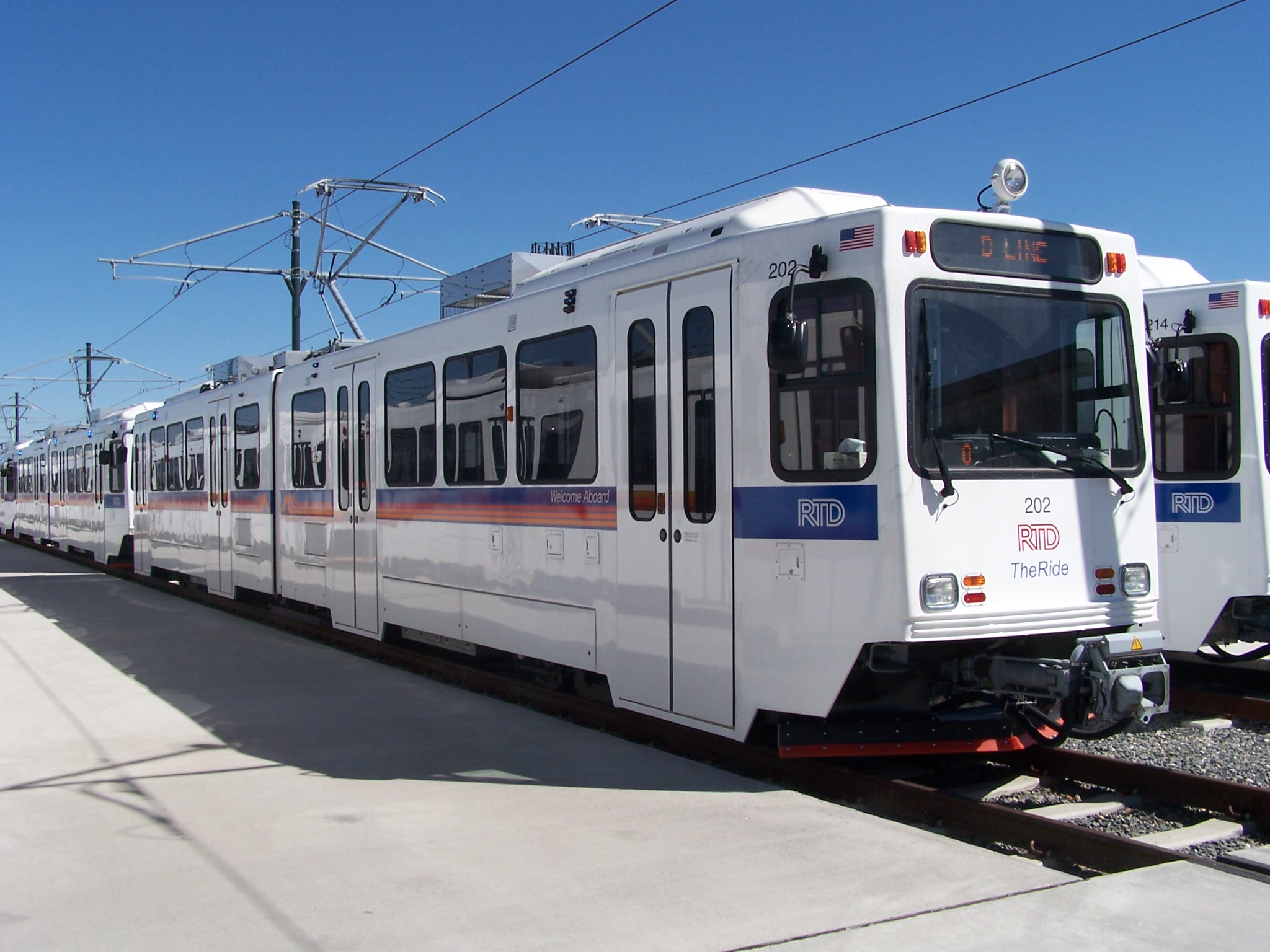RTD Light Rail Accidents